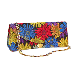 Pochette Ellie Flowers